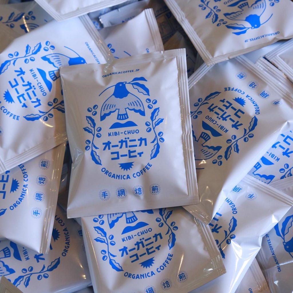 ★無農薬・フェアトレードコーヒーギフト★コーヒードリップバッグ(9g×100杯分)